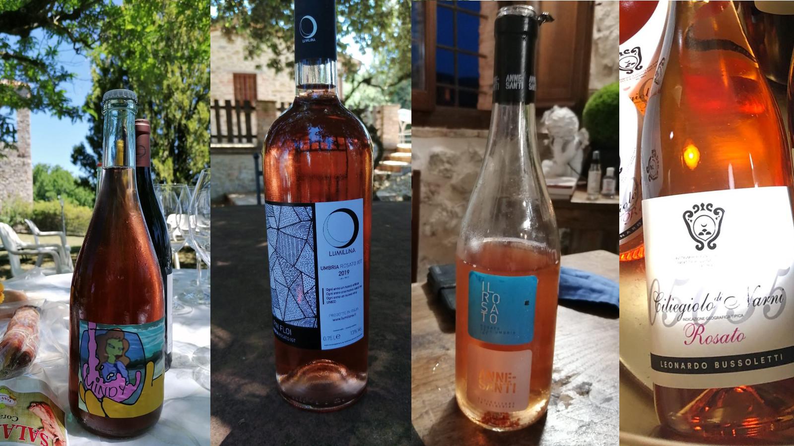 """Il 2021 è l'anno del """"vino rosa"""""""